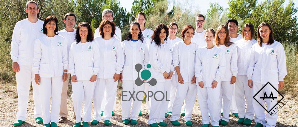 Exopol - Mimelo Estudio Creativo