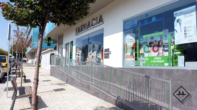 Farmacia Blanca Lobera - Mimelo Estudio Creativo