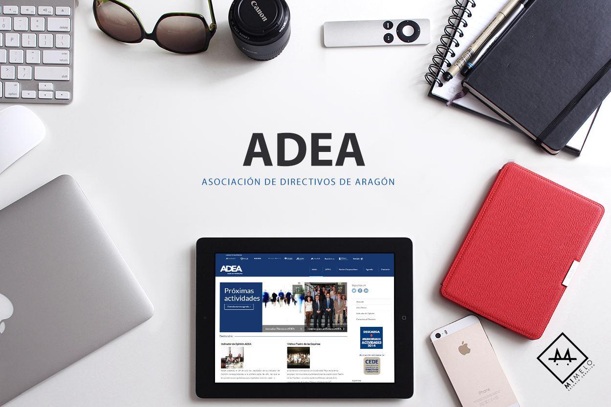 Adea - Mimelo Estudio Creativo