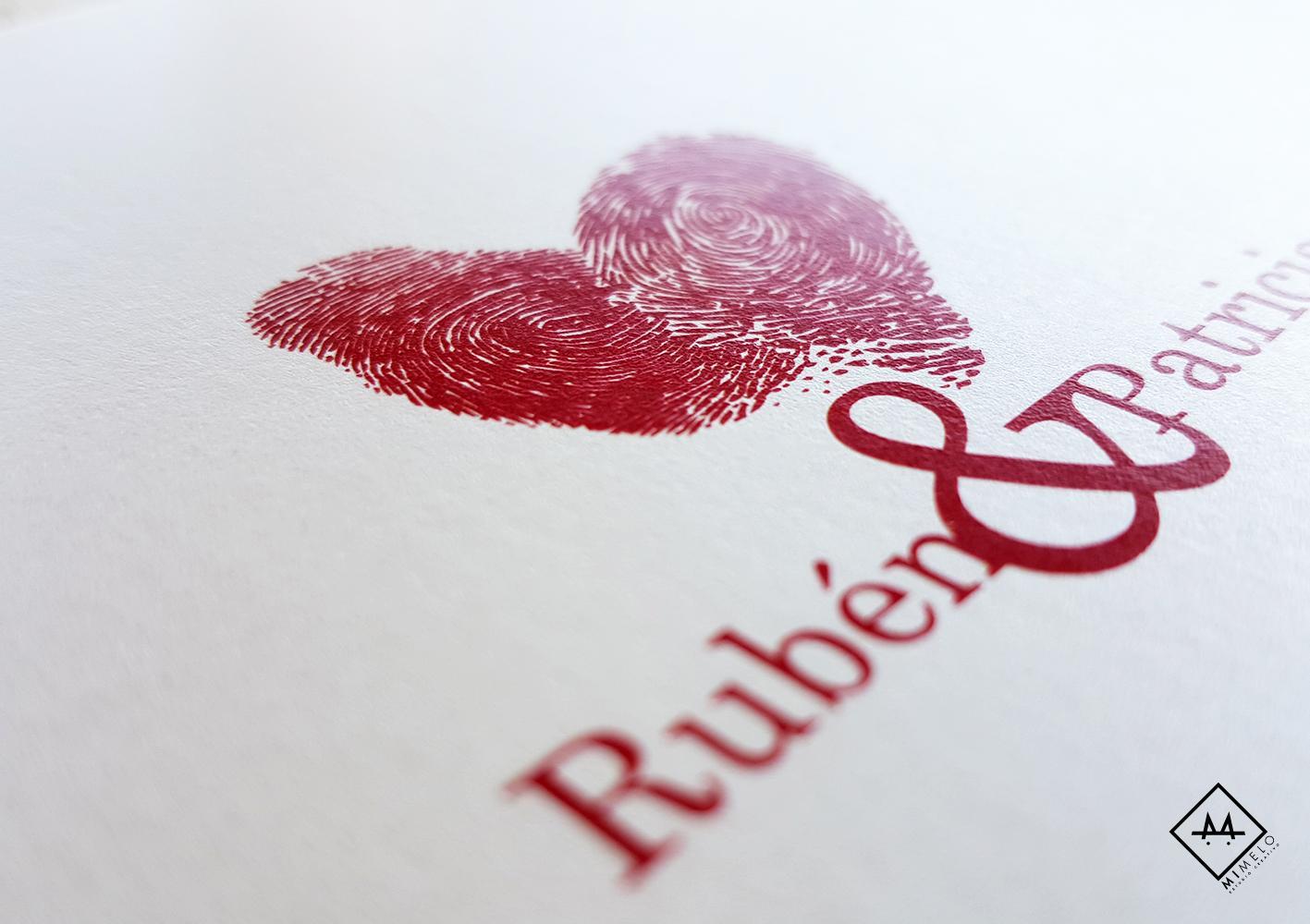 Boda Rubén y Patricia - Mimelo Estudio Creativo