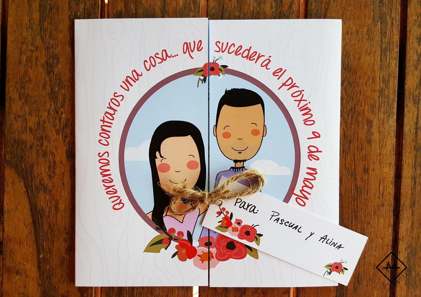 Boda Miguel y Cristina - Mimelo Estudio Creativo