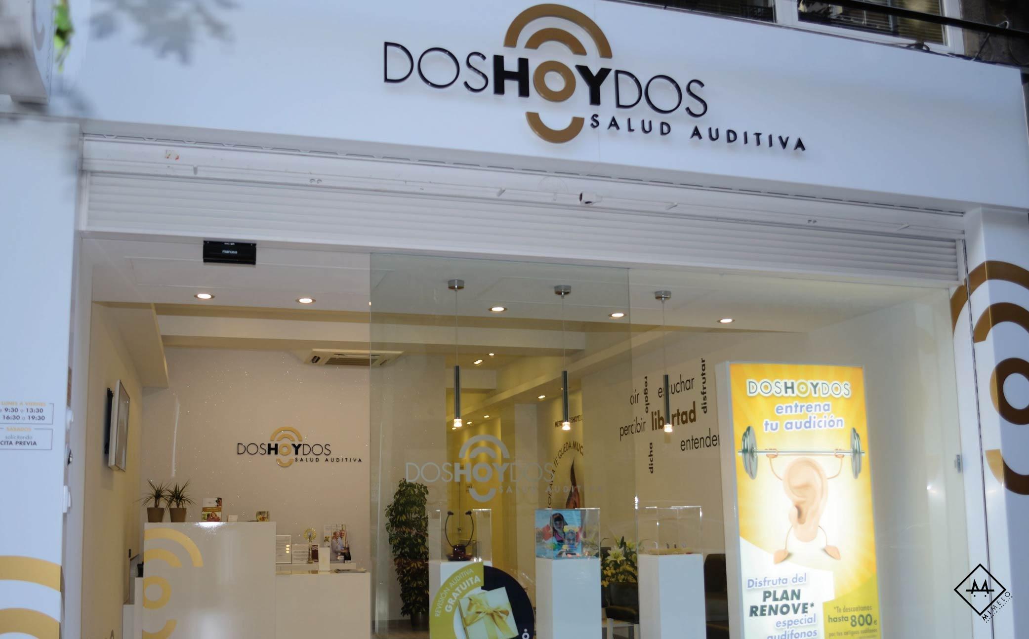 DosHoyDos - Mimelo Estudio Creativo