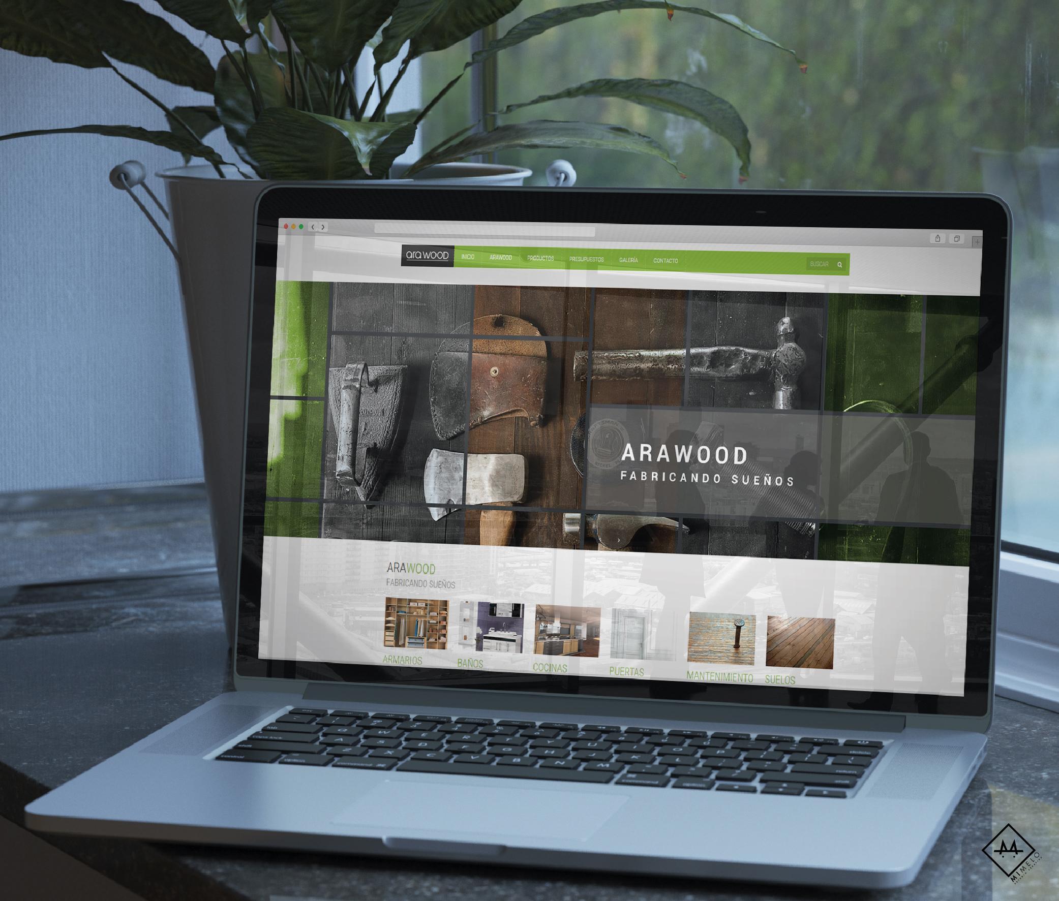 Arawood - Mimelo Estudio Creativo