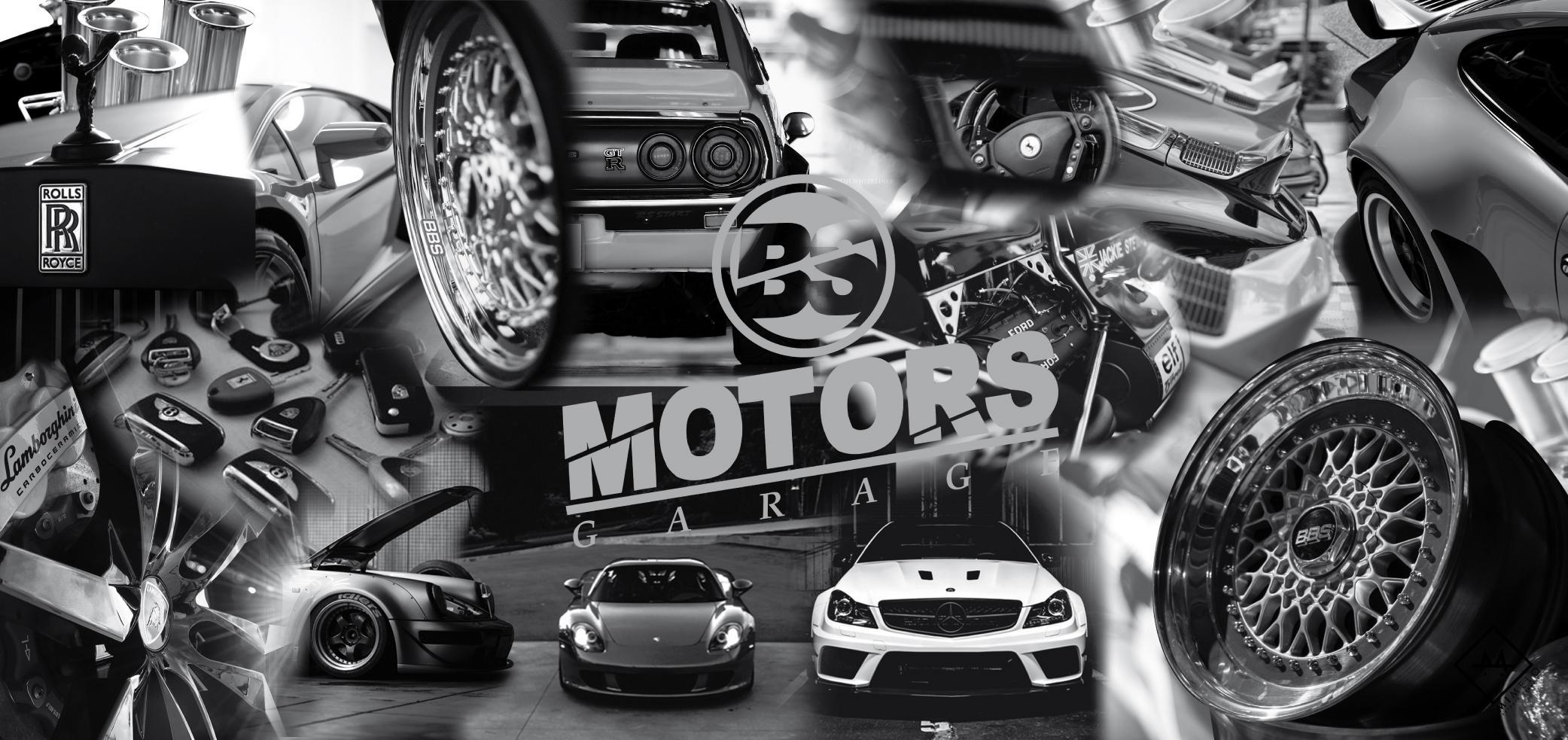 Bs Motors - Mimelo Estudio Creativo