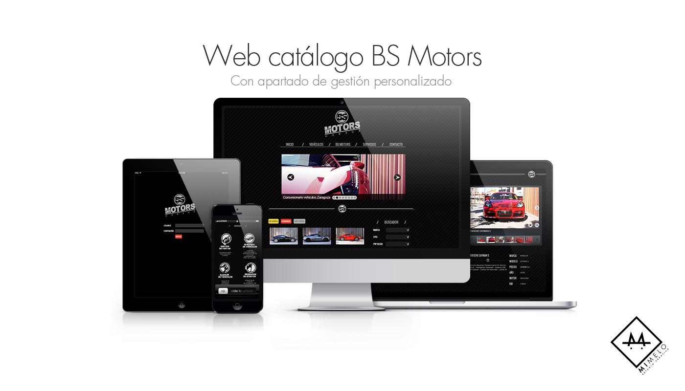 Bs Motors - Mimelo Estudio Creativo