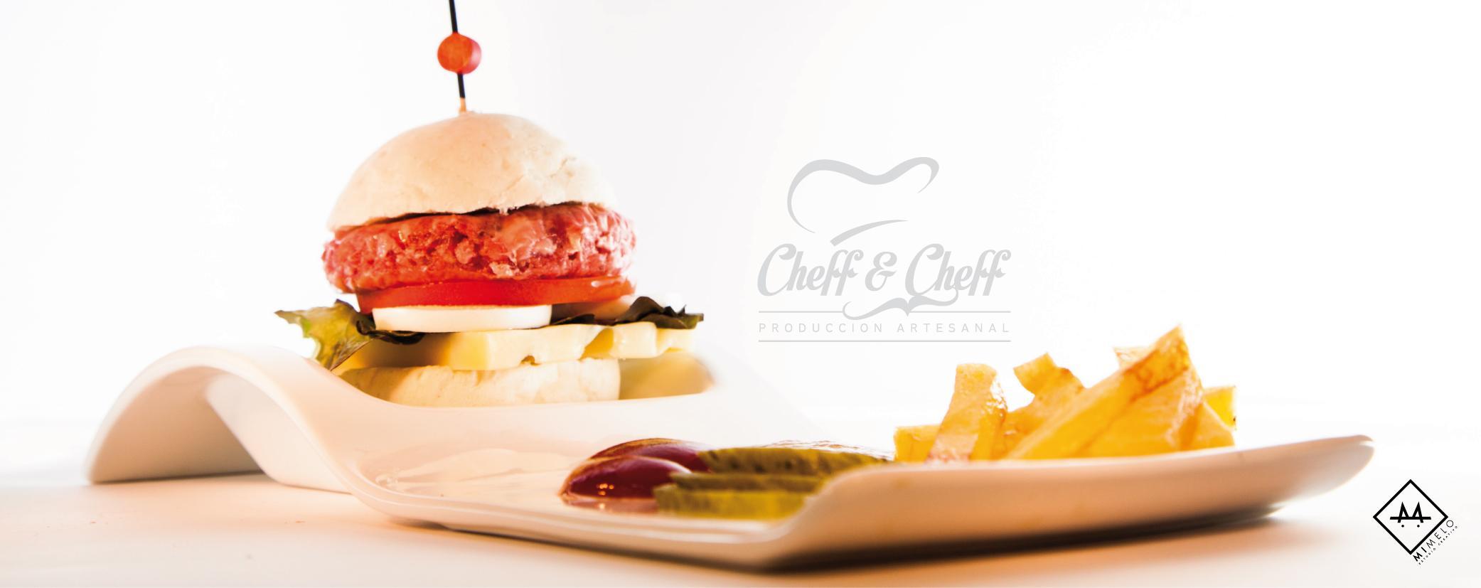 Cheff & Cheff - Mimelo Estudio Creativo