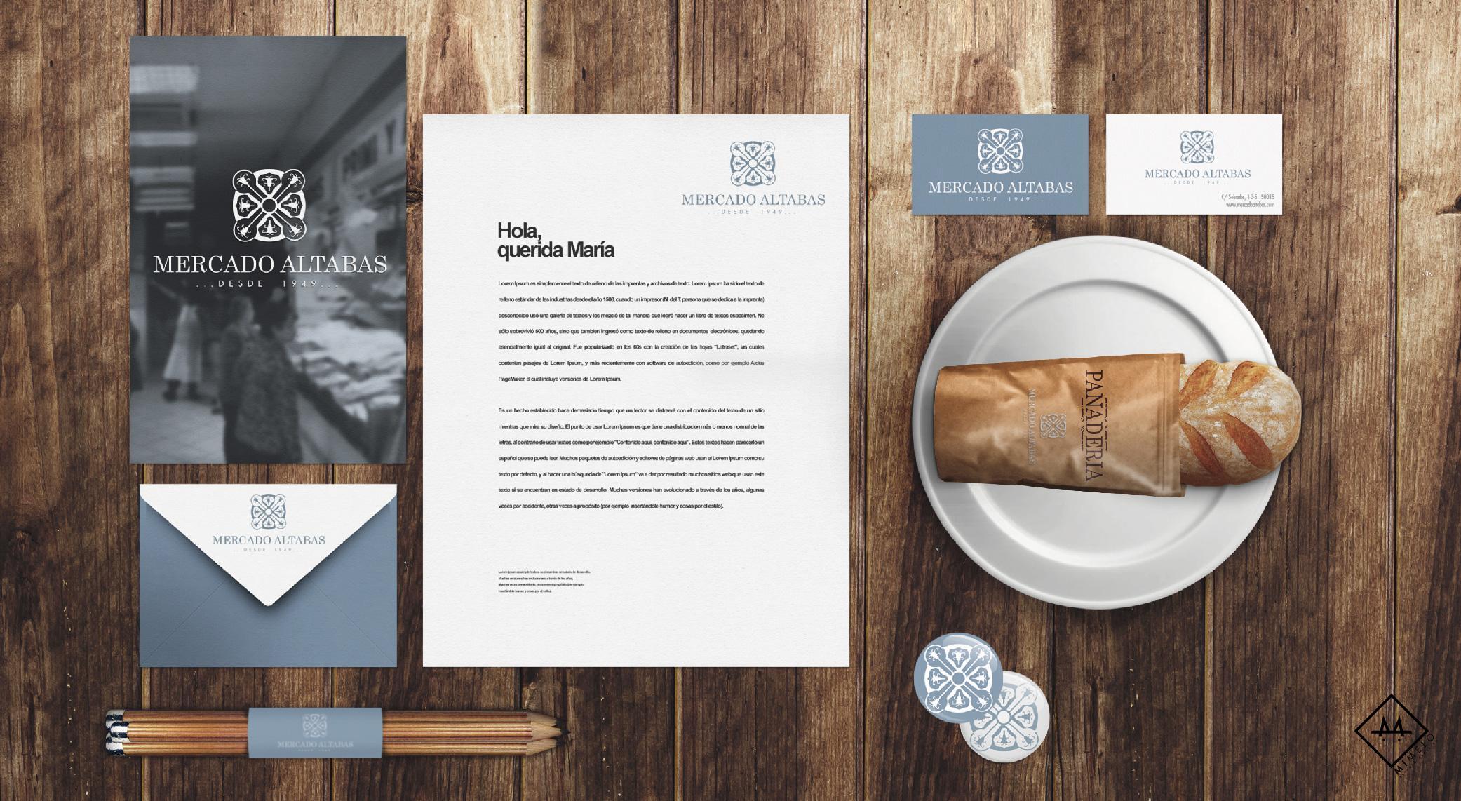 Mercado Altabas - Mimelo Estudio Creativo