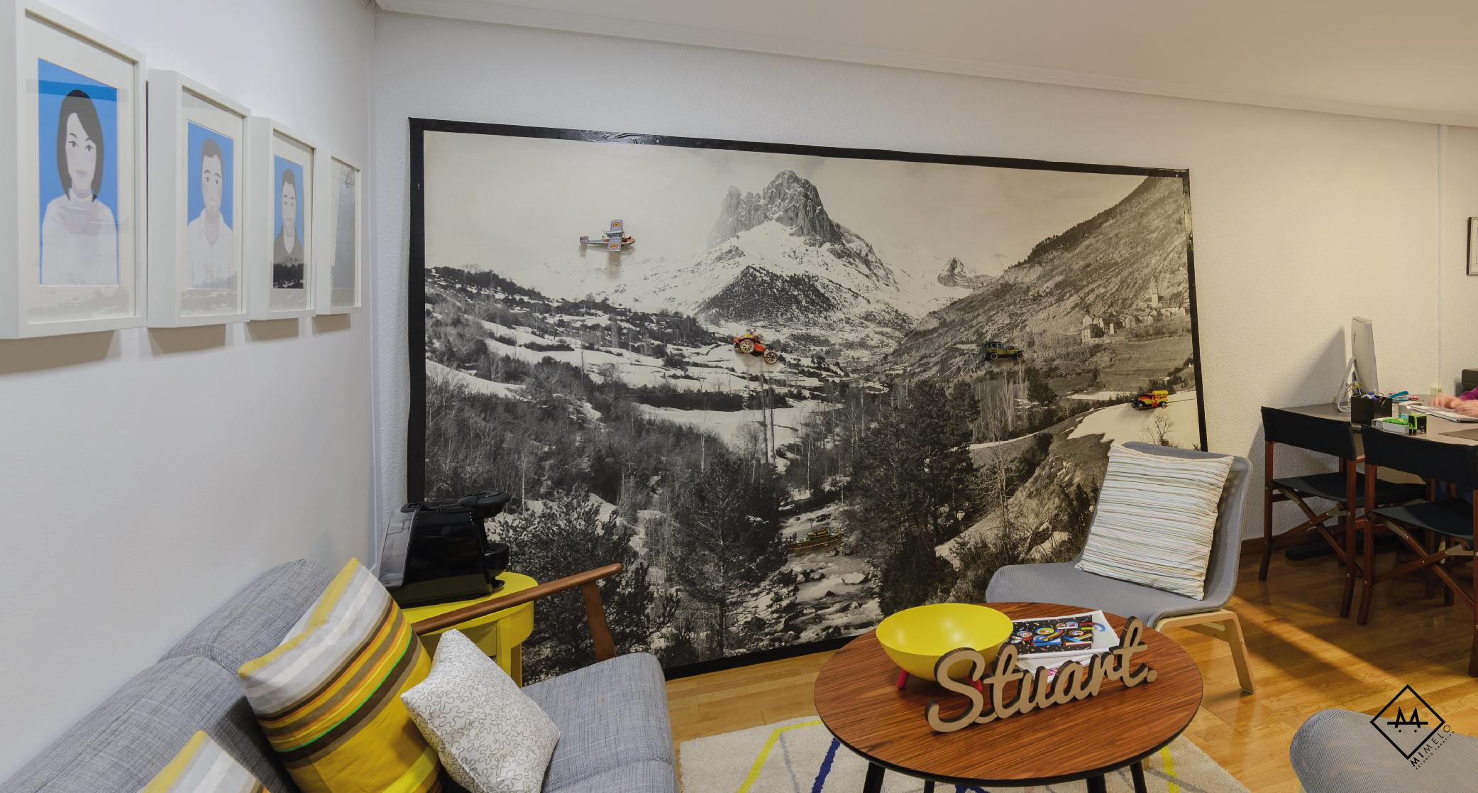Stuart Studio - Mimelo Estudio Creativo