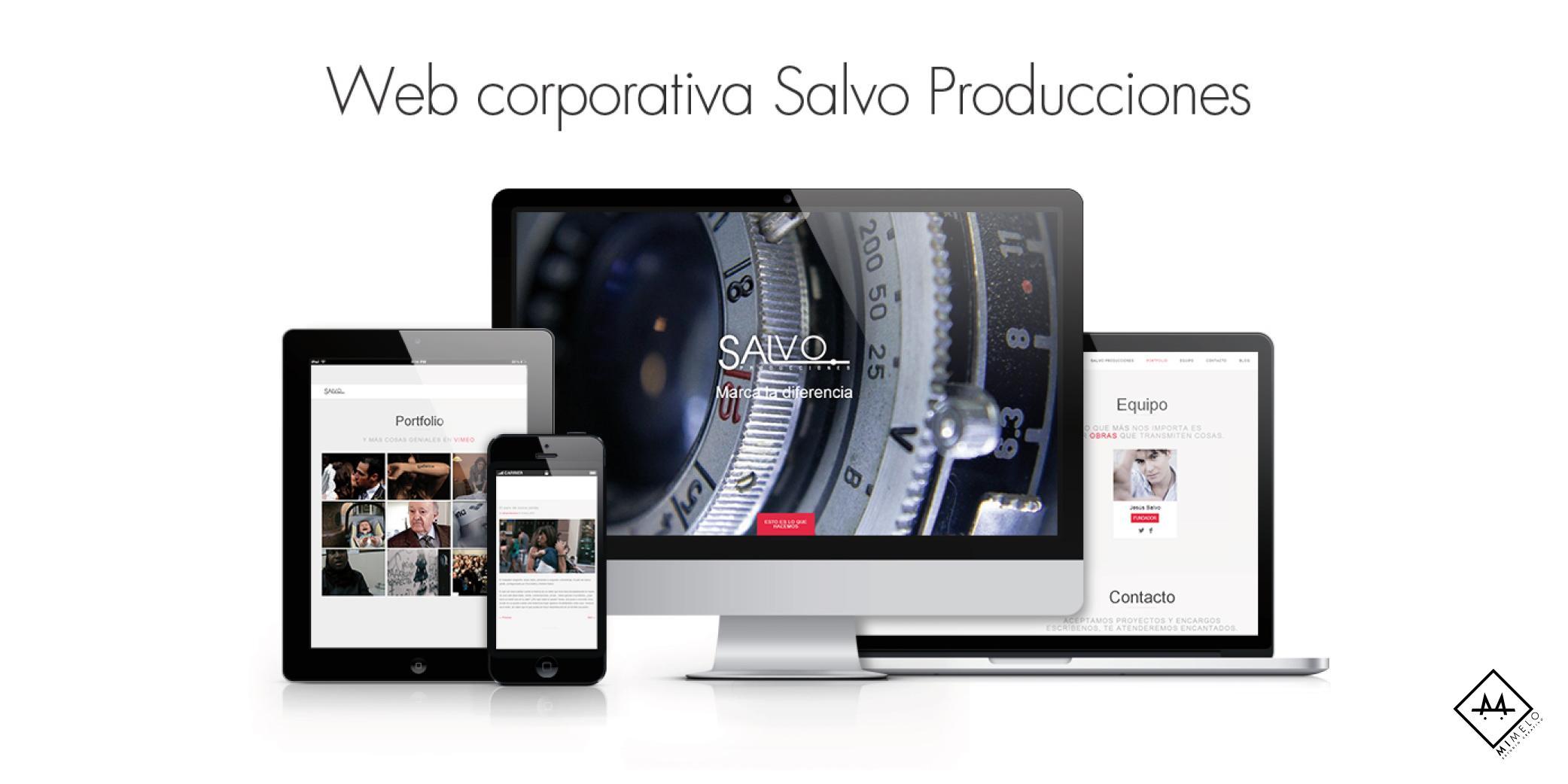Salvo Producciones - Mimelo Estudio Creativo